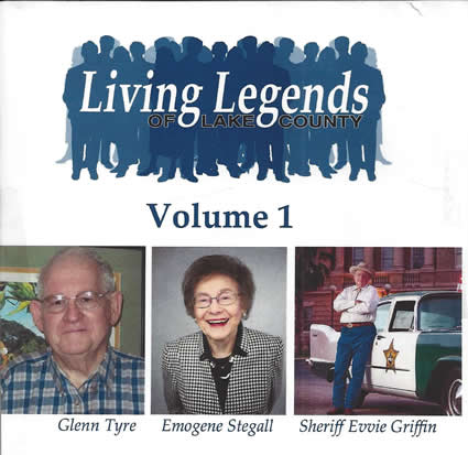 Living Legends Volume 1