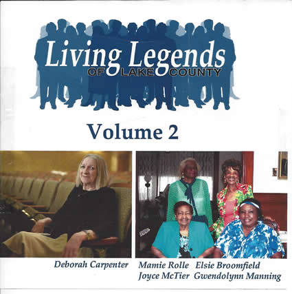 Living Legends Volume 2