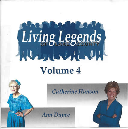 Living Legends Volume 4